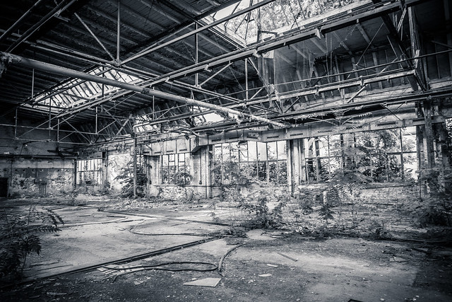 Old Warehouse...