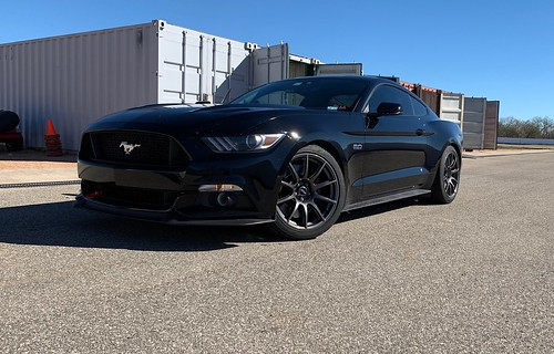 "Jacob's 2016 Mustang GT with 19"" SM-10 Wheels 