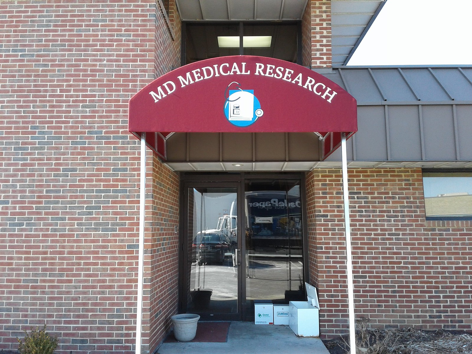 Medical-Entry-Awning