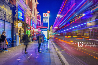 Night Bus - West End, London, UK | by davidgutierrez.co.uk