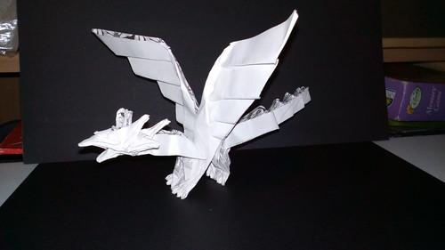 A Dragon - V2 | by Folderp