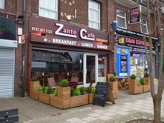 Zante Cafe Restaurant - Bristol Road, Selly Oak | A lorry wa… | Flickr