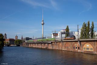 "182 504-1 ""Mr. Potato Head"" I [DE] Jannowitzbrücke, Berlin I 06.10.2018 | by Philip Jurke"