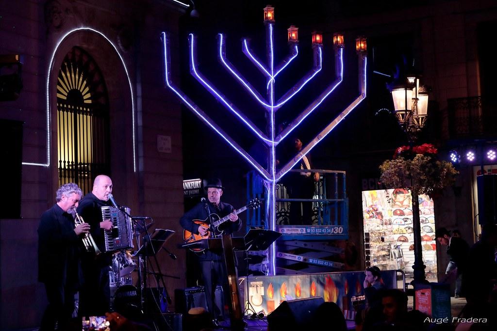 Hanukkah 2018 - Shalom