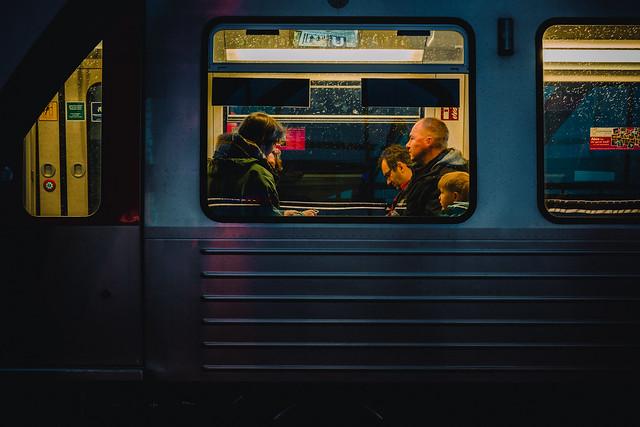 last train out   l  2018