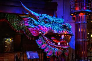The Ka Dragon   by Gary Burke.