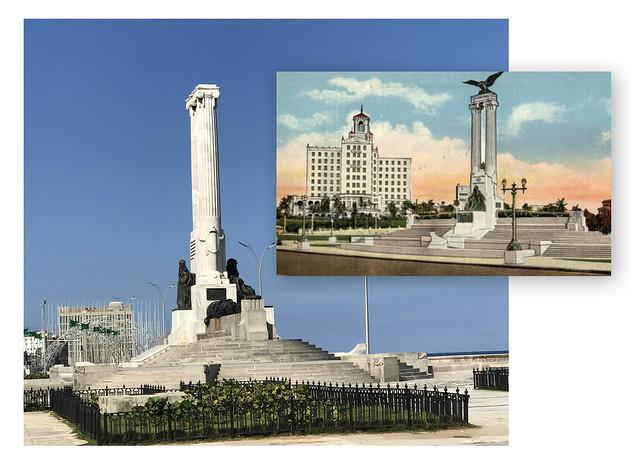 Maine Monument, Havana, Cuba