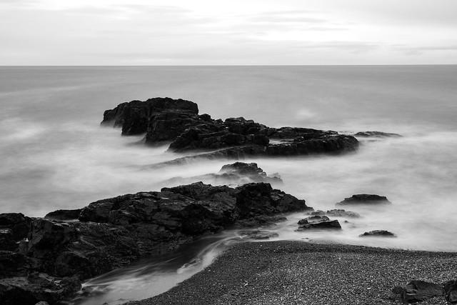 Long exposure waves