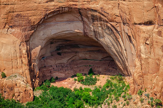 Najavo National Monument - Arizona   by Julien   Quelques-notes.com