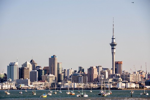 Vue sur Auckland [New Zealand] | by Vins 64