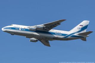 RA-82078 AN-124 VI 2048 FCO-YUL