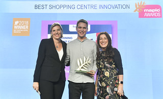 MAPIC 2018 - EVENTS - MAPIC AWARDS CEREMONY AND GALA DINNER - BEST SHOPPING CENTRE INNOVATION - TRANSACTION CONNECT - FRANCE | by mapicworld