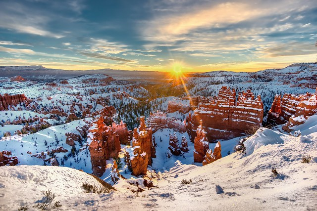 Let Me Wake Up Every Morning and Be Thankful! (Bryce Canyon National Park)