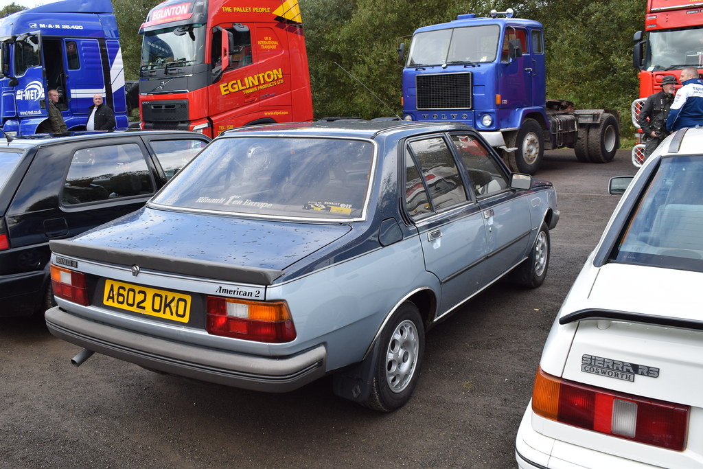 1984 Renault 18 Gtl American 2 The 2nd American L Saw This Flickr