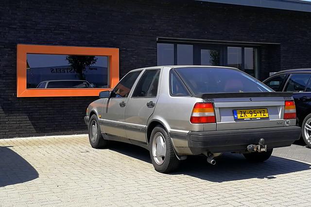 1991 Saab 9000 2.3i