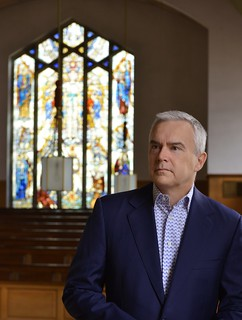Huw Edwards | by The National Churches Trust