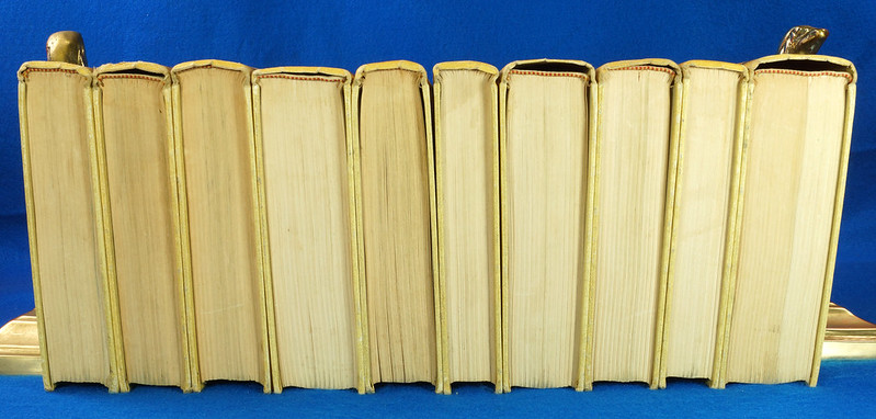 RD26573 The Equinox Review of Scientific Illuminism 1974 Vol. 1 Complete Set of 10 Books Aleister Crowley Occult Magic DSC08465