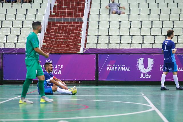 JUBs 2018 Fase Final | Futsal