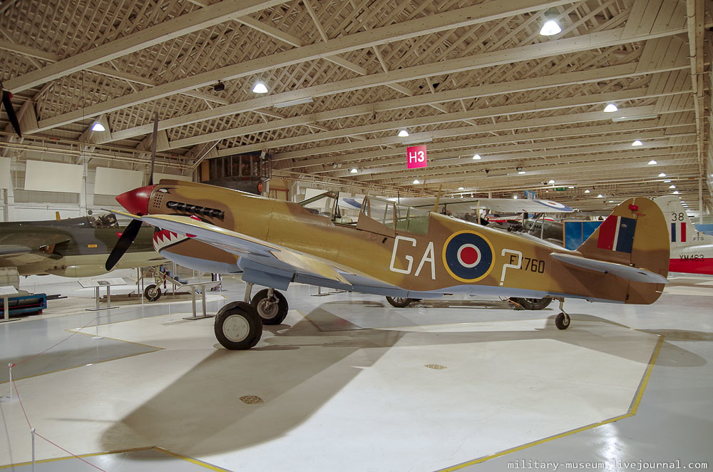 Royal Air Force Museum London-289
