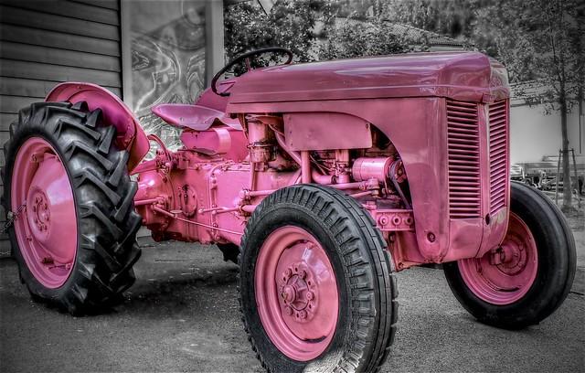 Pink Ferguson TE20