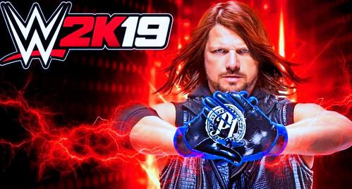 WWE 2K19 PC Full Game Download Free