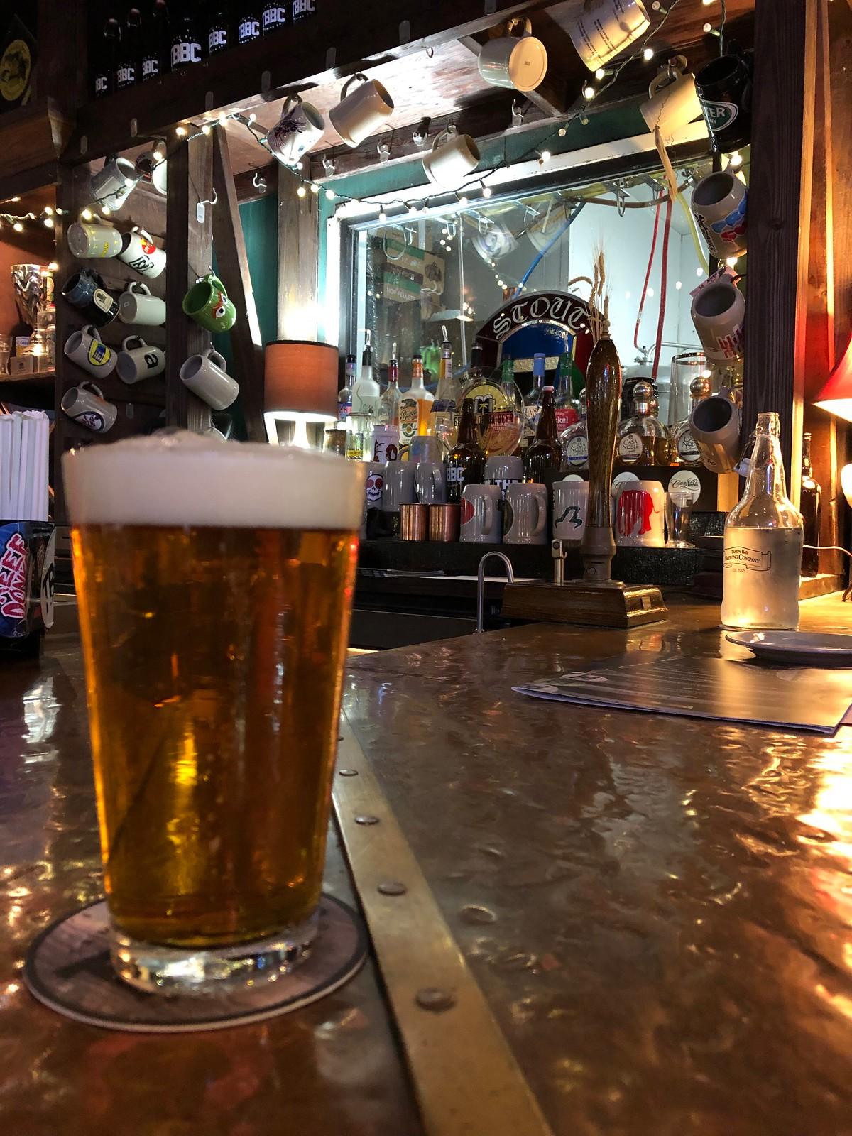 Tampa Bay Brewing Company,  Ybor City, Tampa, Florida