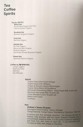 Tea and coffee menu | by A. Wee