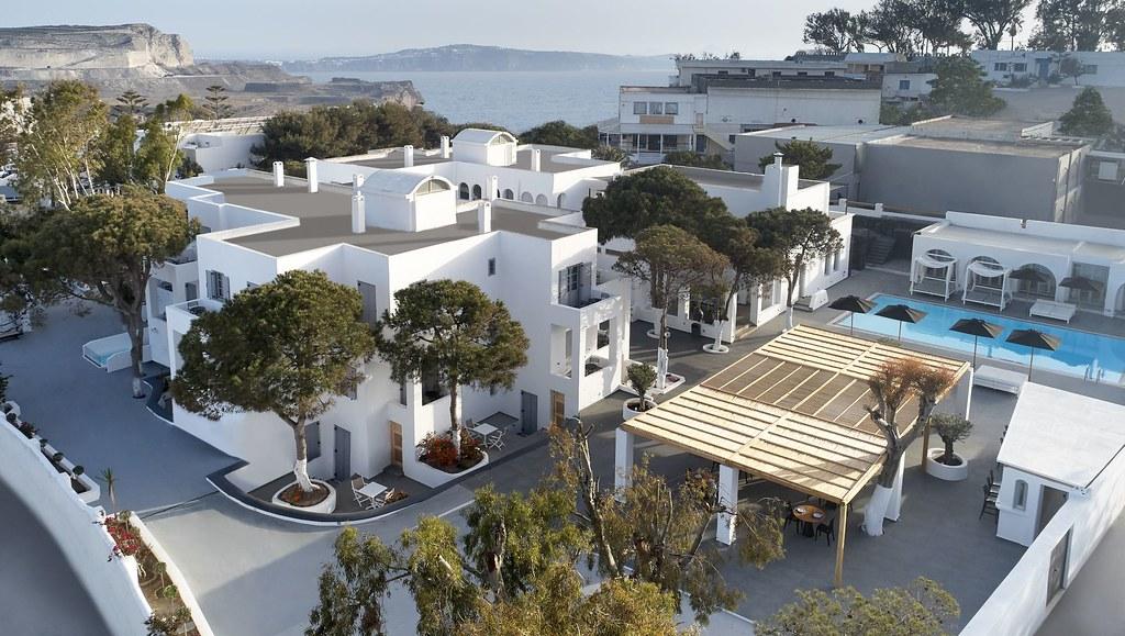 Kalisti Hotel Santorini Fira