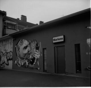Dortmund Marlene Bar | Seagull Ilford Delta 400 | YouEs ...