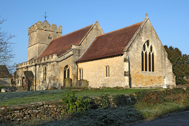St Margaret of Antioch, Alderton
