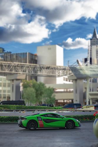 McLaren at Aria Resort & Casino (Las Vegas) | by @CarShowShooter