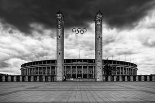 Olympiastadion Berlin | by Berlin-Knipser