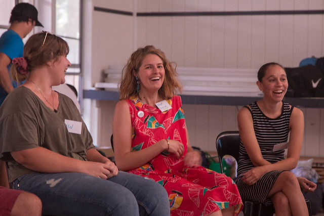 2018 AYCC SEED Climate Justice Bootcamp