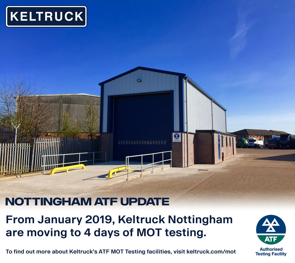 Keltruck Authorised Testing Facilities