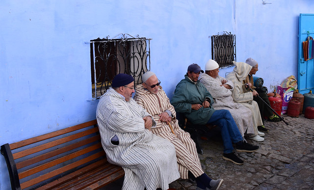 Cefchaouen, Morocco, January 2019 D810 785