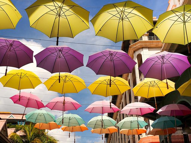Unbrella sky
