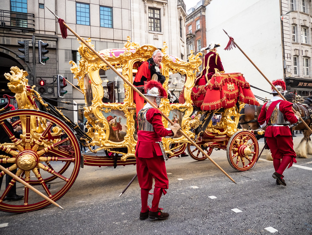 Lord Mayors Show Parade 2018