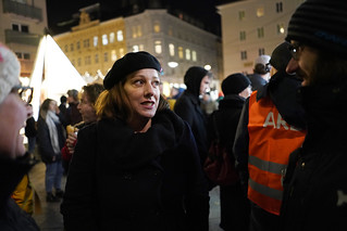 Donnerstagsdemo Linz, 13.12.2018 | by gfkooe