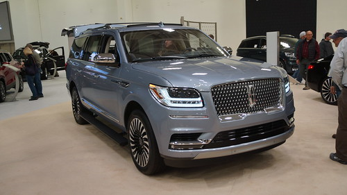 2019 Lincoln Navigator Photo