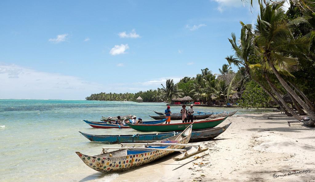 Carte Ile Aux Nattes Madagascar.Carte Postale L Ile Aux Nattes Madagascar Bernie