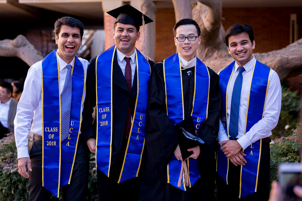 MSBA Commencement | Class of 2018 | UCLA Anderson | Flickr
