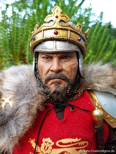 Richard the Lionheart | by alegras dolls