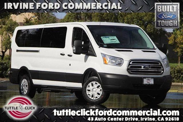 Brand New 2019 Ford Transit 350 XLT 15-Passenger Low Roof