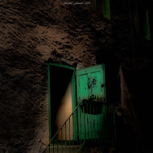 Le Mystère de la Porte Verte
