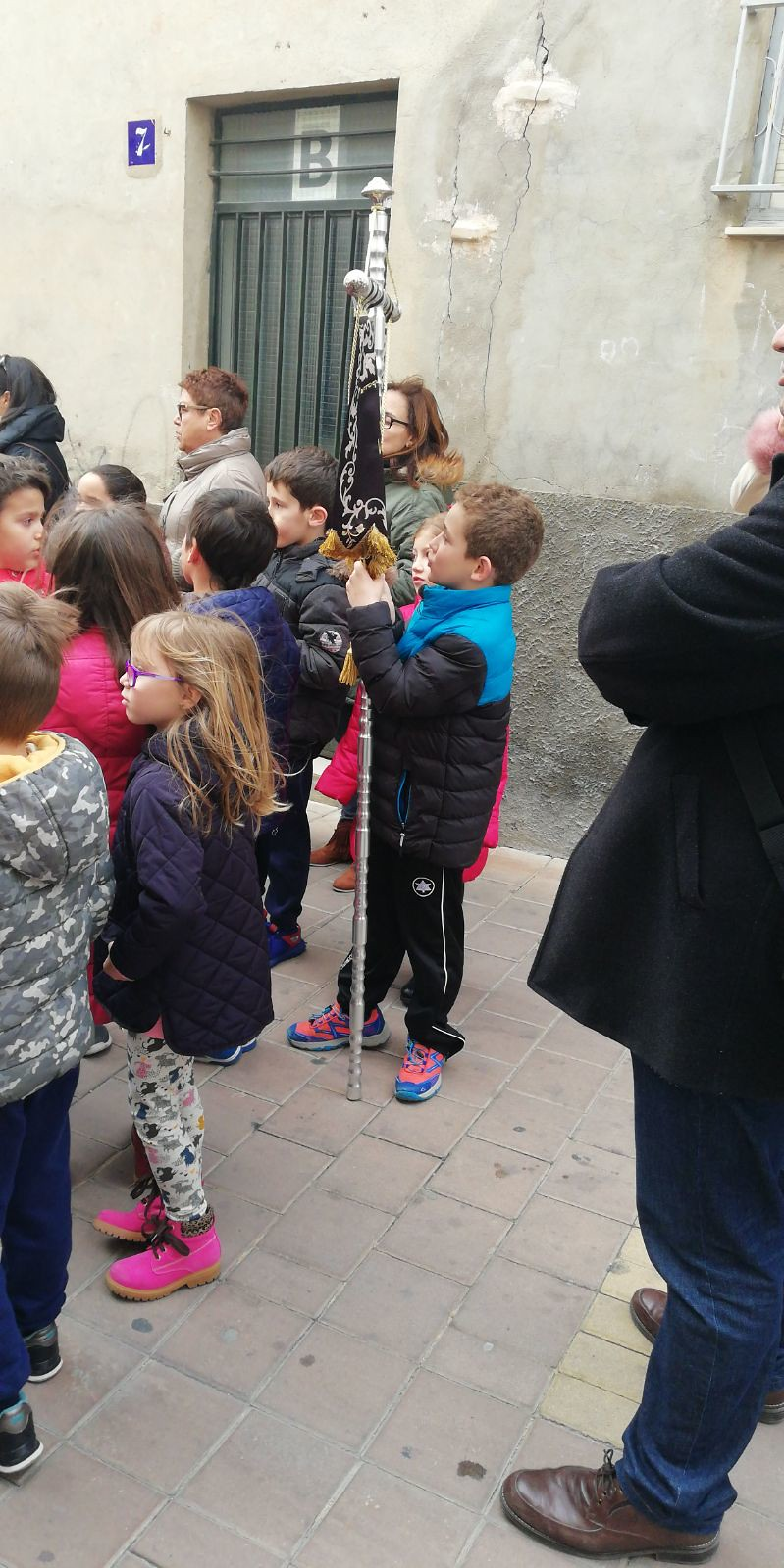 (2018-03-23) II Vía Crucis Infantil (Catequistas) (08)