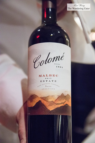 Colomé Malbec | by thewanderingeater