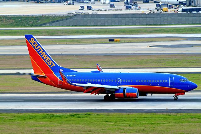 N780SW   Boeing 737-7H4 [27885] (Southwest Airlines) Atlanta-Hartsfield~N 30/03/2017