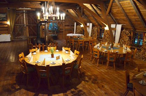 Breakfast bar, Waldhotel Fehrenbach, Black Forest, Germany | by BuzzTrips