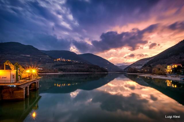 lago di Caccamo (MC)