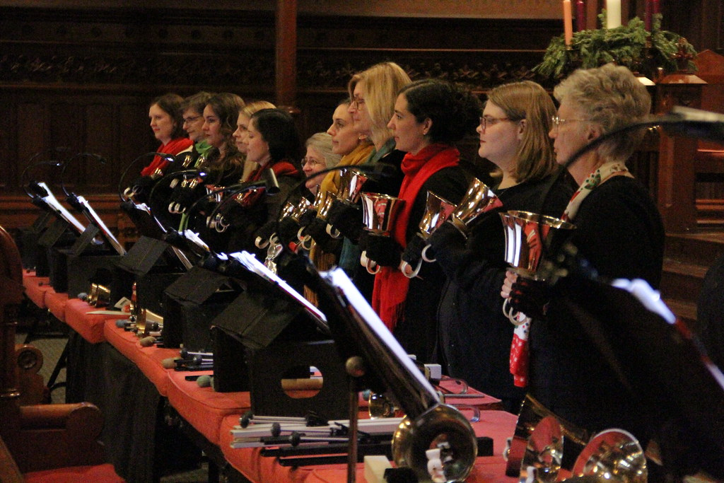 Christmas Bells Are Ringing.Christmas Bells Are Ringing Old South Ringers Concert Flickr